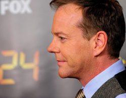Kiefer Sutherland tiene en mente un reencuentro del reparto de '24' en su nueva serie