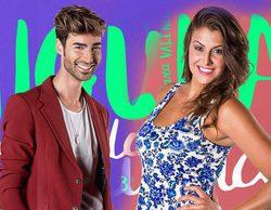 Miguel y Clara ('GH 17') protagonizan el primer beso de la edición