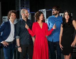 Movistar+ estrena 'Pool Fiction' con Cristina Teva y Quique Peinado