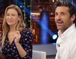 Las redes sociales se mofan de Renée Zellweger tras su paso por 'El hormiguero'