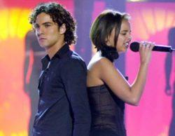 """David Bisbal y Chenoa cantarán juntos """"Escondidos"""" en el concierto del reencuentro de 'OT'"""