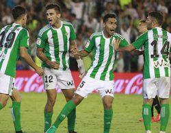 El partido Real Betis-Granada (5,4%) de Gol es lo más visto del día en las temáticas TDT