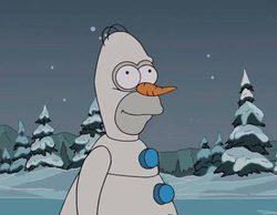 'Los Simpson' revive a uno de sus personajes con una parodia de Frozen