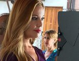 Crossover entre 'La mañana de La 1' y 'Olmos y Robles' con Raquel Falcon como protagonista