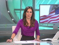 """Una voz en off en 'laSexta noticias' protagoniza el momento """"¡Tierra, trágame!"""" del mes"""