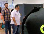 'Control de fronteras: España' resiste al éxito de 'La Voz' y anota un buen 2,4%