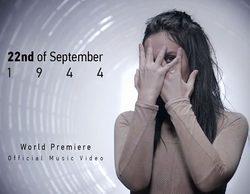 Jamala presenta el videoclip oficial de '1944'