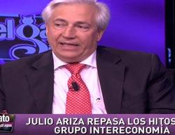 Julio Ariza asegura que Intereconomía no cierra la persiana a pesar de la agónica situación del grupo