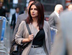 "Priyanka Chopra, sobre la impactante muerte de la T2 de 'Quantico': ""Fui incapaz de mirar"""