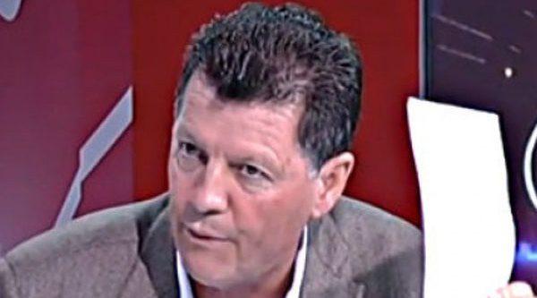 RTVE aparta a Alfonso Rojo de sus tertulias políticas