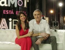 'El amor está en el aire', el programa de Juan y Medio y Ares Teixidó, se estrena el martes 4 de octubre