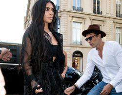 Kim Kardashian y su trasero, víctimas de un ataque directo en plena calle en París