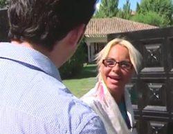 """Leticia Sabater intenta """"envenenar"""" a Francisco Nicolás en 'Sálvame'"""