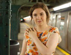 'Girls': Lena Dunhan, creadora y protagonista de la serie, se despide al finalizar el último día de rodaje