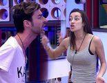 """Adara estalla contra Miguel ('GH 17'): """"¡Tú quieres estar con Pol! ¡Deja ya de sobarlo!"""""""