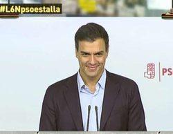 'laSexta Noche' su mejor dato del año (16%) gracias a la dimisión de Pedro Sánchez