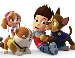 La serie infantil 'La patrulla canina' triunfa en Clan y anota un 10%