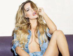 Lucía Rubio, corresponsal argentino-española, desnuda en la portada de Interviú
