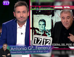 """Antonio García Ferreras confiesa en 'Zapeando' lo que le dijo su hijo a """"mamá Pastor"""""""