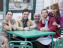 David Bustamante ya se encuentra rodando los nuevos episodios de 'Amar es para siempre'