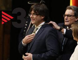 TV3: Puigdemont aplicará un nuevo impuesto para aumentar en 100 millones el presupuesto de la cadena