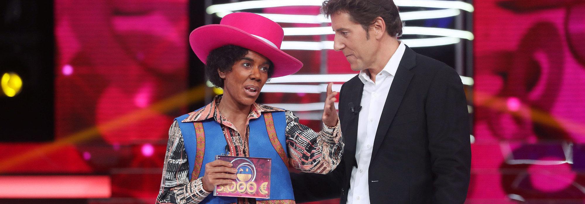 Beatriz Luengo es la ganadora en la primera gala de 'Tu cara me suena'