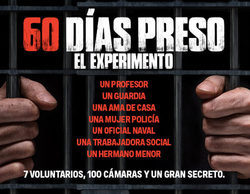 Crimen + Investigación estrena en exclusiva '60 días dentro', su nueva serie documental