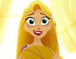 'Enredados' presenta el primer avance de la serie con Rapunzel y el regreso de su larga melena