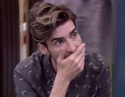 Miguel ('GH 17') confiesa a sus compañeros que está enamorado de Pol