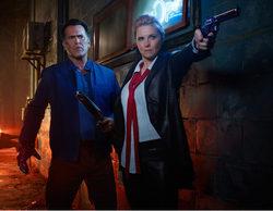 'Ash vs Evil Dead' es renovada por una tercera temporada