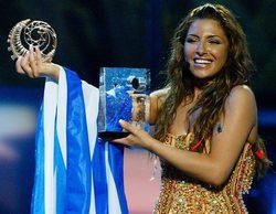 Helena Paparizou, ganadora de Eurovisión 2005, en conversaciones para volver a representar a Grecia en 2017