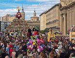 13tv se traslada a Zaragoza para retransmitir la Fiesta del Pilar