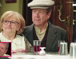 'El amor está en el aire' regala a un matrimonio un papel en un capítulo de 'El secreto de Puente Viejo'