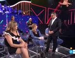 Jorge Javier Vázquez se enfrenta a la hermana de Montse en 'Gran Hermano 17'