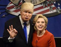 'Saturday Night Live' vuelve a parodiar el debate presidencial con Alec Baldwin como Donald Trump