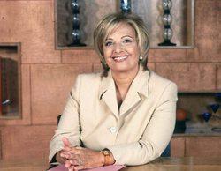María Teresa Campos recuerda en 'Qué tiempo tan feliz' los 20 años del comienzo de 'Día a día'