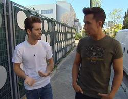'Cambiame': Omar Suárez ('Sálvame') se emociona al ayudar a dos concursantes sordas
