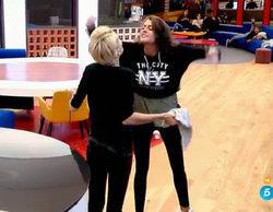 Bárbara y Clara a punto de abandonar 'Gran Hermano 17' por una fuerte discusión