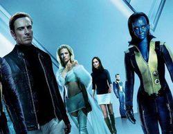 """La película """"X-Men: Primera generación"""" registra en FDF un 4,5%"""