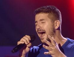 'La Voz': Álex, finalista de 'OT 2011', cierra el equipo de Manuel Carrasco