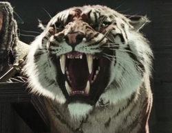 'The Walking Dead' contará con un espectacular tigre en su séptima temporada
