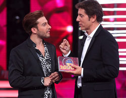 Blas Cantó es el ganador de la gala 3 de 'Tu cara me suena'
