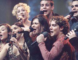 Las 31 canciones del concierto de 'OT. El reencuentro'