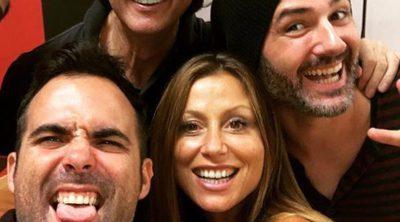'OT. El reencuentro': Así ensayan los triunfitos para el concierto en Barcelona