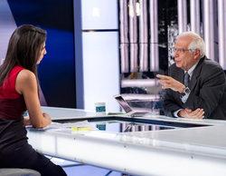 Josep Borrell soprende a Ana Pastor al no descartar presentarse a unas primarias en el PSOE