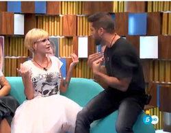 Alain explota definitivamente contra Bárbara la semana en la que comparten nominación en 'Gran Hermano 17'