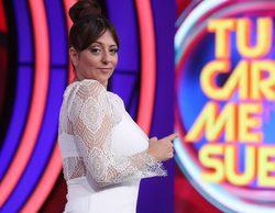Yolanda Ramos ensaya su imitación de Leticia Sabater en 'Tu cara me suena'