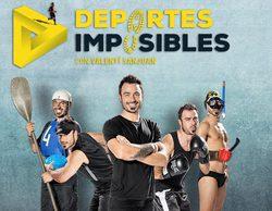 Descubre 'Deportes Imposibles', el nuevo programa de A&E protagonizado por el youtuber Valentí Sanjuan