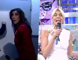 Guerra entre Paz Padilla y Adriana Abenia por Laura Matamoros