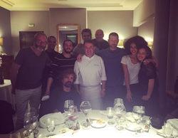 'Juego de Tronos': Sus protagonistas visitan el restaurante de Martín Berasategui en Donosti